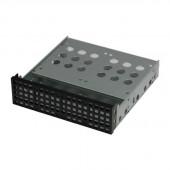 NORCO B-Q2T5 5.25 inch to 4x 2.5 inch Drive Bay Adapter Bracket B-Q2T5