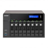 QNAP TVS-871-I3-4G-US Intel Core i3-4150 3.5GHz/ 4GB RAM/ 4GbE/ 8SATA3/ USB3.0/ 8-Bay Desktop NAS for SMBs TVS-871-I3-4G-US