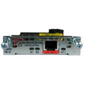 CISCO 1-port Isdn Bri U Interface High-speed Wan Interface Card HWIC-1B-U