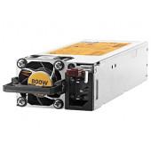 HP 800 Watt Flex Slot Platinum Hot Plug Power Supply Kit For Proliant Dl360 Dl380 Ml350 Gen9 723602-B21