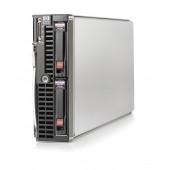 HP Proliant Bl460c G7 1p Intel Xeon 6-core E5649/ 2.53 Ghz, 6gb (3x2gb) Ddr3 Sdram, Emb Nc553i 2p Flexfabric 10g Adptr And 1 Additional 10/100 Adptr, Smart Array P410i/zm 2-way Blade Server 637391-B21
