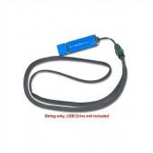 Super Talent 10pcs Neck String For USB Drive STRING