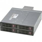 Supermicro CSE-M14TQC SAS3/SATA3 Mobile Rack for 4x 2.5