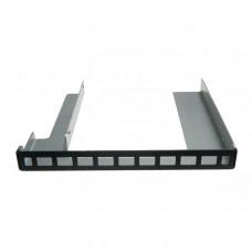 Supermicro MCP-290-00036-0B DVD Dummy Tray for SC113/815/825/836 (Black) MCP-290-00036-0B