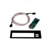 Supermicro CSE-PT29L-B Front USB Kit. (Black) CSE-PT29L-B