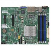 Supermicro A1SAM-2550F-B Intel Atom C2550/ DDR3/ SATA3/ V&4GbE/ MicroATX Motherboard & CPU Combo A1SAM-2550F-B
