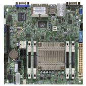 Supermicro A1SRI-2558F-O Intel Atom C2558/ DDR3/ SATA3&USB3.0/ V&4GbE/ Mini-ITX Motherboard & CPU Combo A1SRI-2558F-O