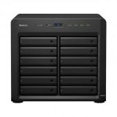 Synology DiskStation DS2415+ Ultra-performance 12-Bay Desktop NAS Optimized for Massive Storage and Encryption DS2415+