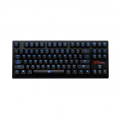 Thermaltake Tt eSPORTS POSEIDON ZX KB-PZX-KLBLUS-01 Wired USB Mechanical Gaming Keyboard (Black) KB-PZX-KLBLUS-01