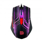 Thermaltake Tt eSPORTS TALON MO-TLN-WDOOBK-01 Wired USB Optical Gaming Mouse w/ 3000 DPI (Black) MO-TLN-WDOOBK-01